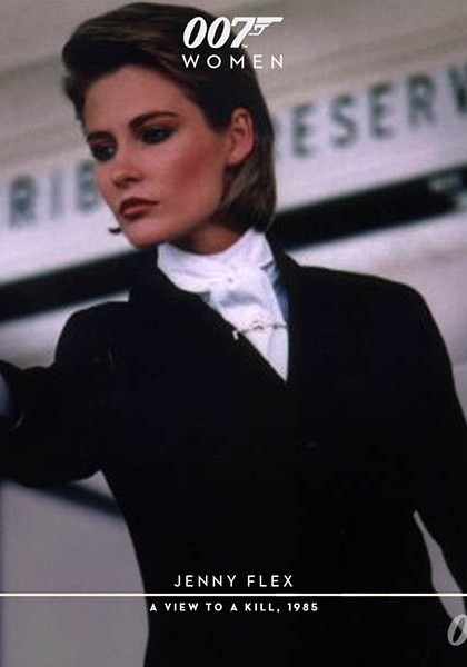 Alison Doody, A View To A Kill