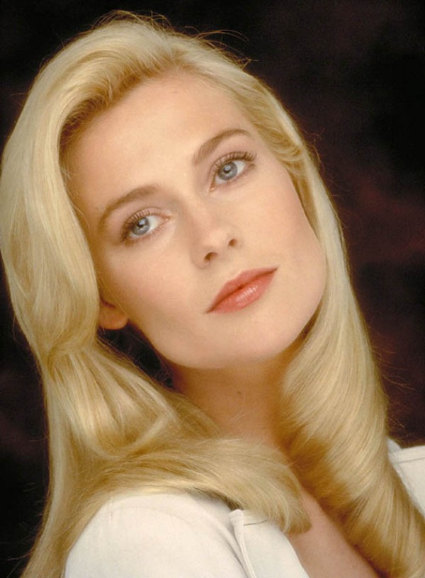 Alison Doody Blond Hair