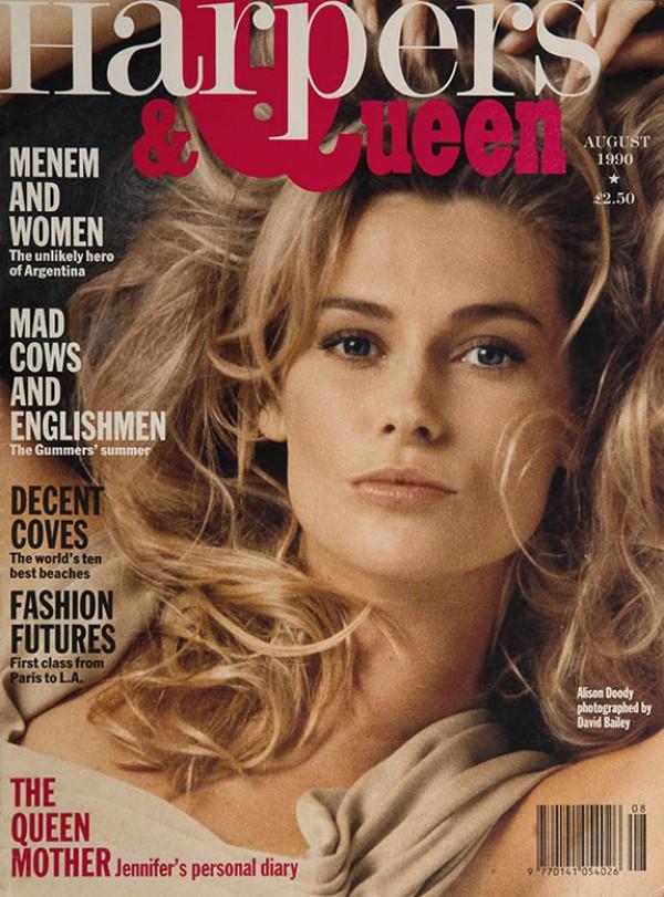Alison Doody Harpers Magazine