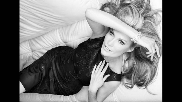 Alison Doody Black And White