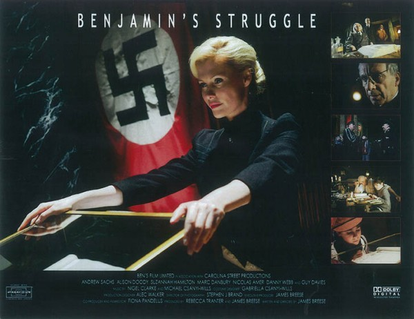 Alison Doody Benjamins Struggle