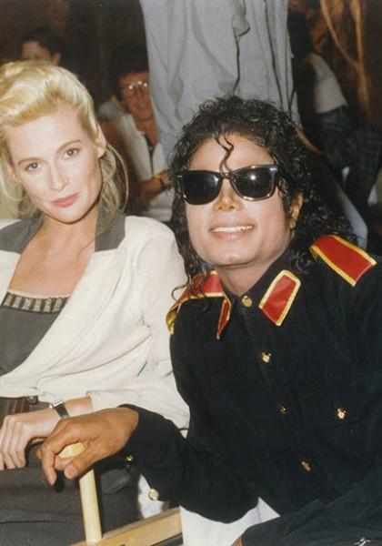 Alison Doody Michael Jackson